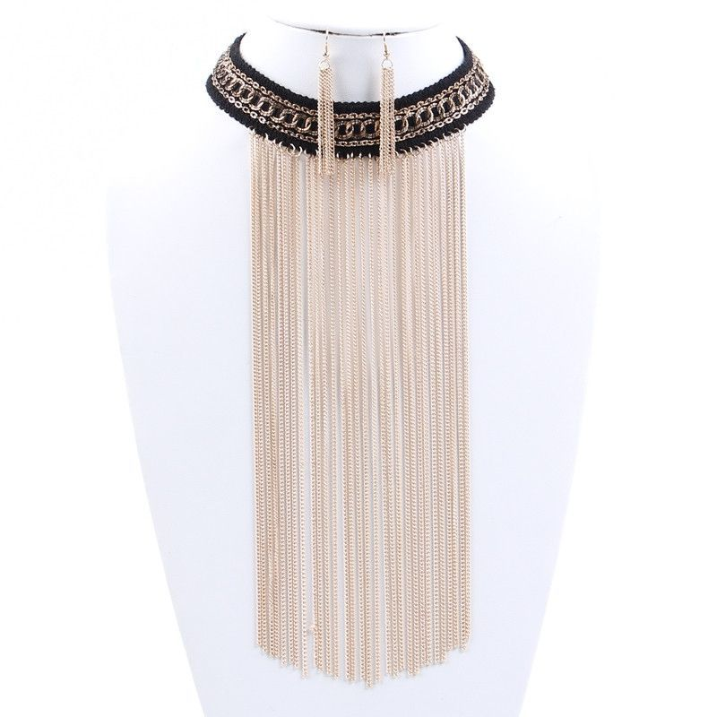 Egyptian Choker in 3 colors