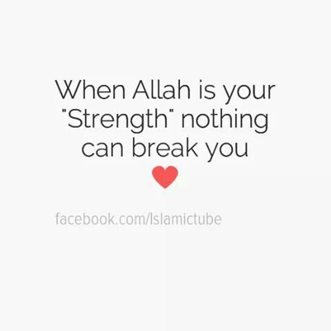 what is your strength