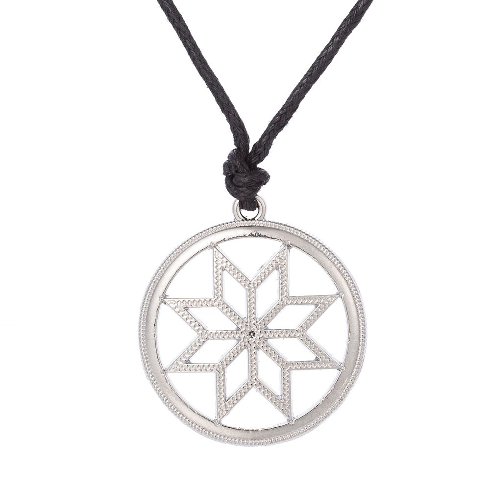 Ancient Viking Tree of Life Pendant Retro Magic Amulet Charm Necklace Chic Gift