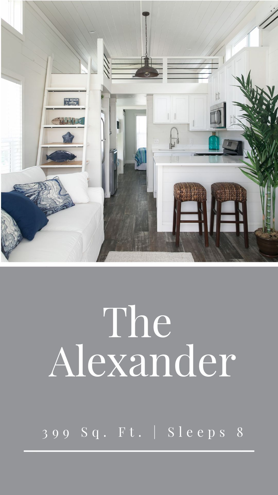 The Alexander S Thoughtful Farmhouse Design Features Built In