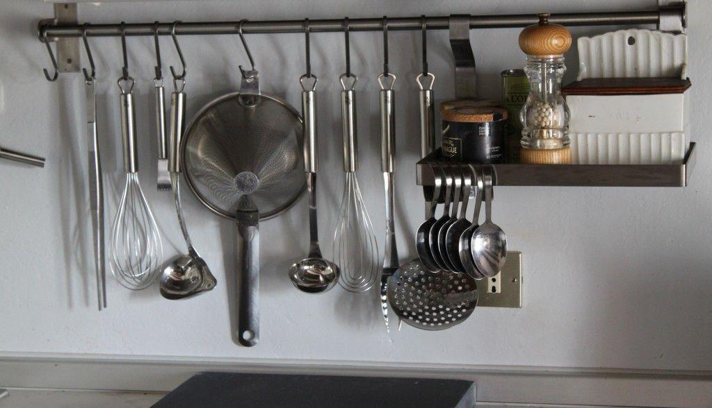attrezzi in cucina