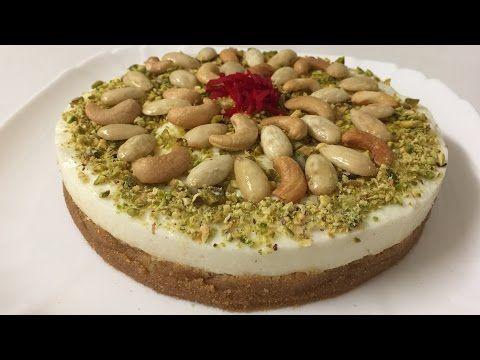 Lebanese Mafroukh Semolina With Ashta By Easylife مفروكة بالقشطة على الطريقة اللبنانية You Arabic Sweets Recipes Middle Eastern Desserts Lebanese Desserts
