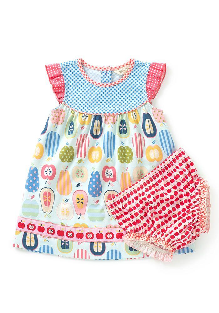 b3dbff0c12 Preschool Pretty Dress - Matilda Jane Clothing