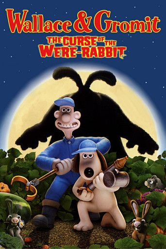 Wallace Gromit The Curse Of The Were Rabbit 2005 Nostalgie W A