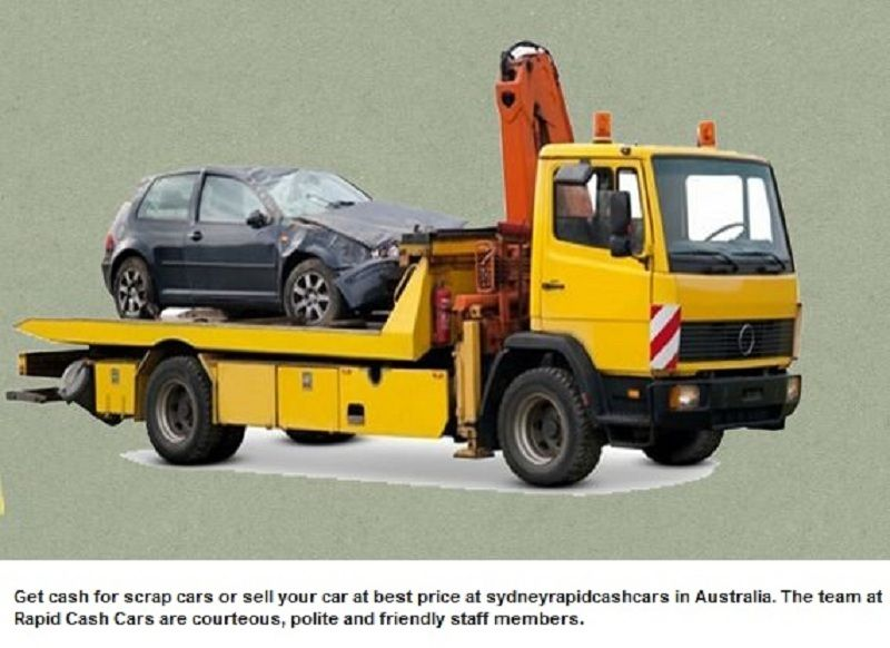 Get cash for scrap cars or sell your car at best price at