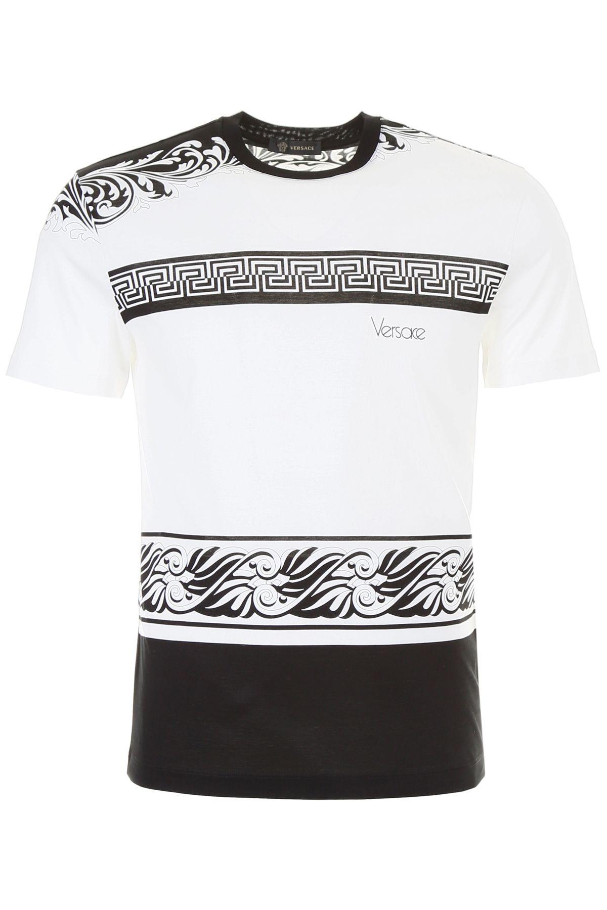 Versace T Shirt Versace Cloth Versace T Shirt Versace Colorful Shirts