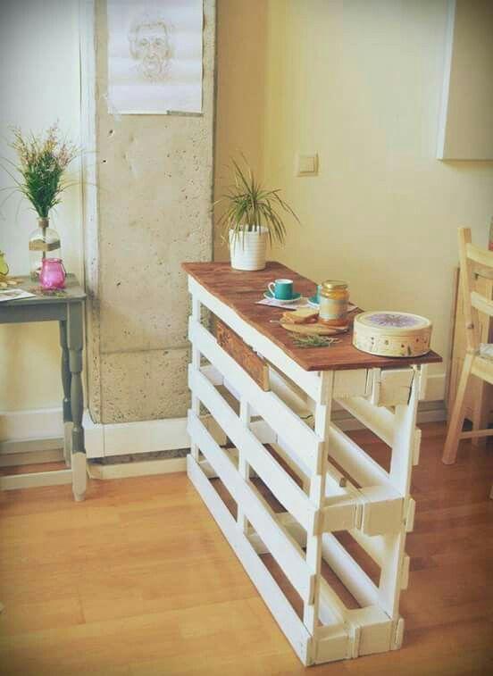Pin by Makyla Dierks on pallet ideas Pinterest Pallets, Pallet - fabriquer meuble en placo