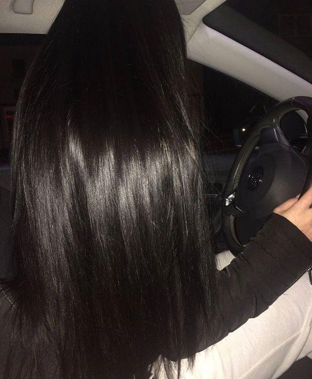 Pinterest 18redhead Long Hair Styles Straight Black Hair Hair Styles