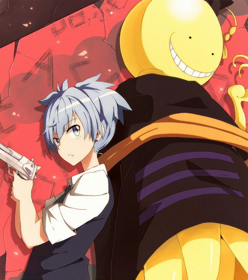 Assassination Classroom Assassination classroom