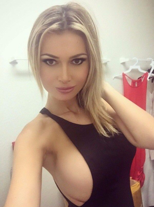 Sexy women changing rooms