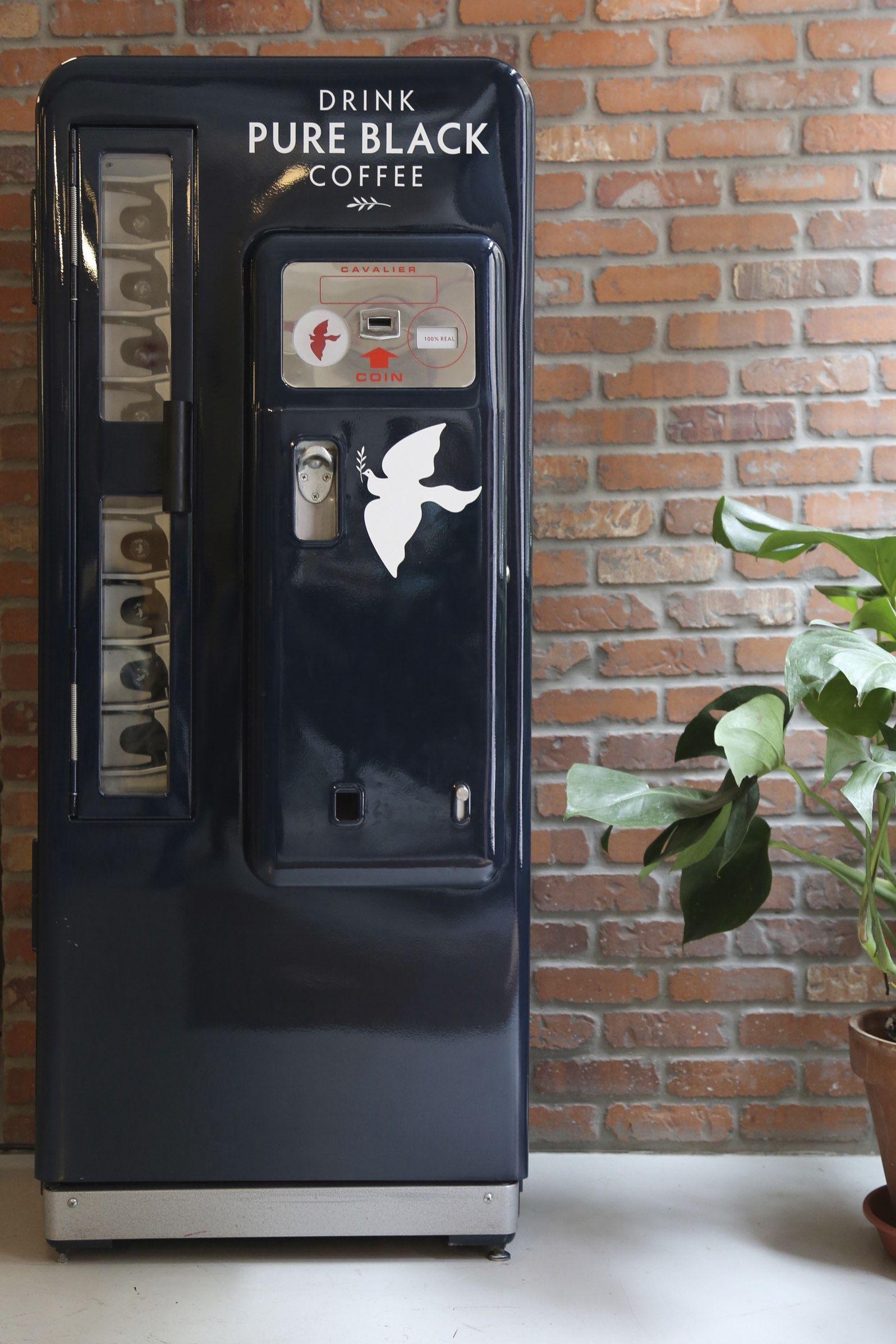 Coffee goods in Soho