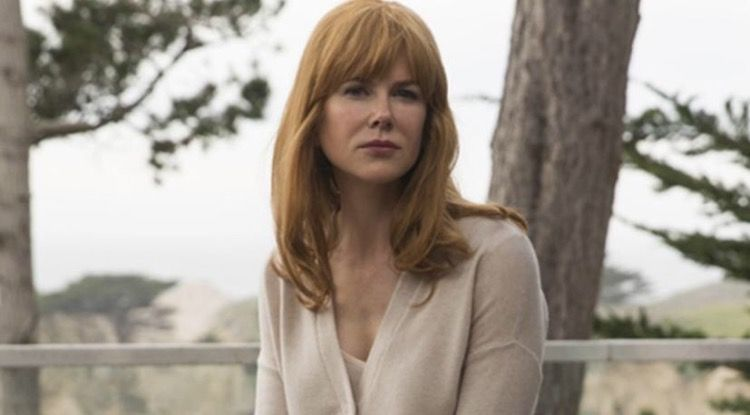 Nicole Kidman Big Little Lies Hair Styles Nicole Kidman Champagne Blonde