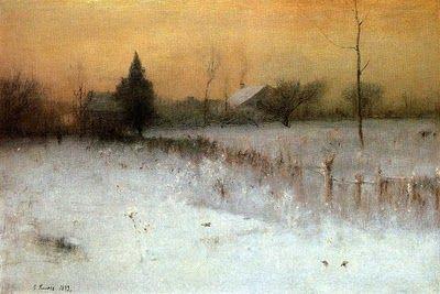 The Excitement Of Jean Michel Basquiat Landscape Paintings Winter Landscape Painting