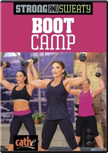 Big ass boot camp dvd are