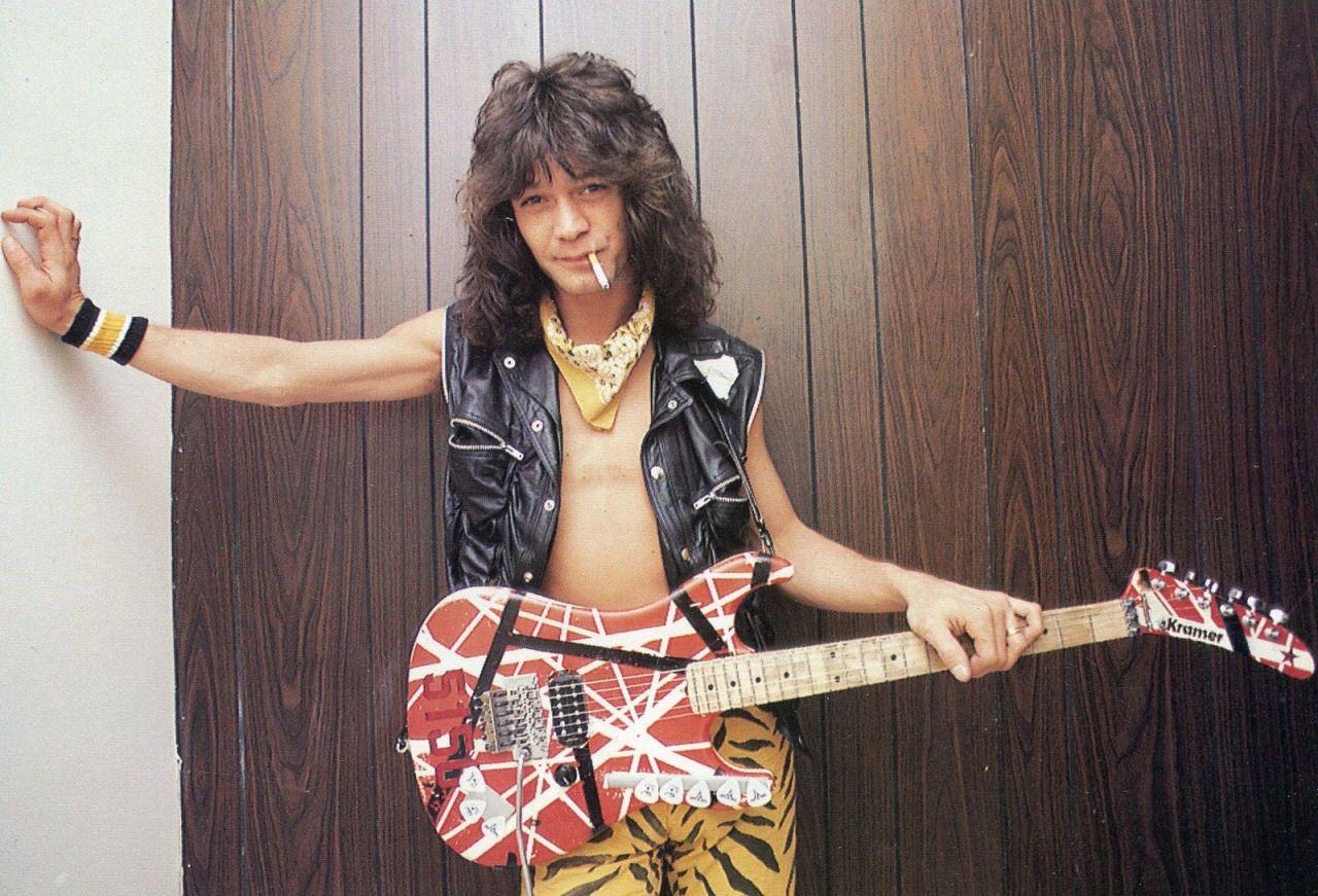 Eddie Van Halen Van Halen Eddie Van Halen
