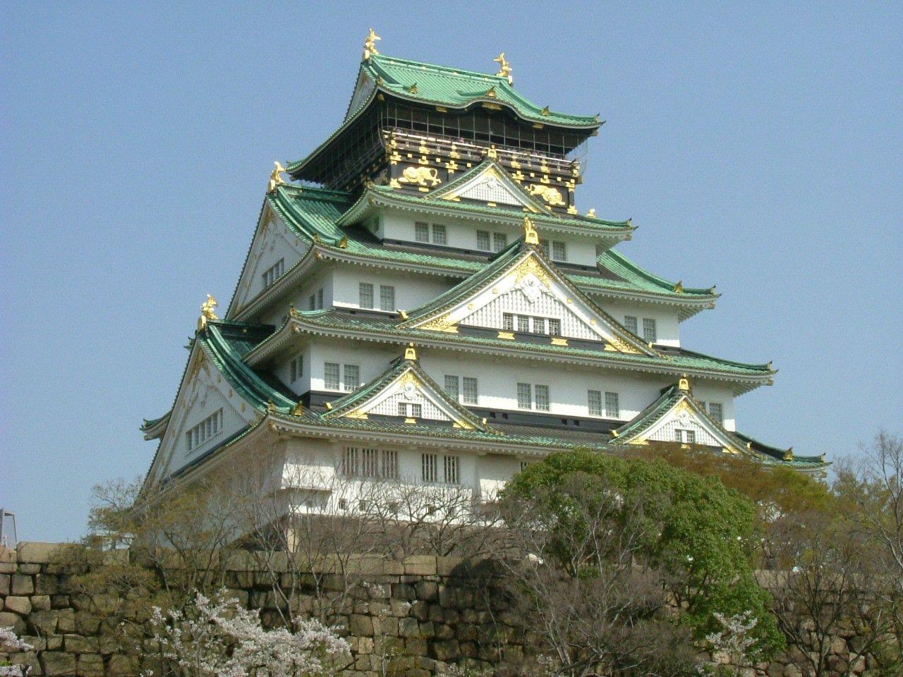 Osaka Castle Osaka Japan [1280 960] (i.redd.it) submitted by ...