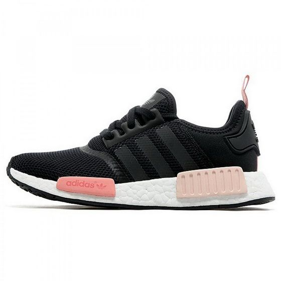 adidas nmd runner womens black peach pink adidas us my closet