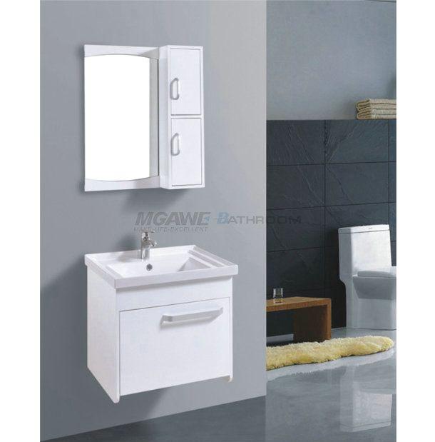 Pvc Vanity Cabinets Pvc Bathroom Vanity Pvc Bathroom Cabinets Pvc Wash Basin Cabinets With Mode Yellow Bathroom Decor Bathroom Cabinets Designs Bathroom Vanity