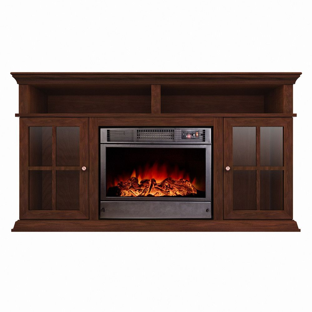 awesome home colonial living room furniture tv stand | Ares Alessandro Electric Fireplace | Products | Fireplace ...