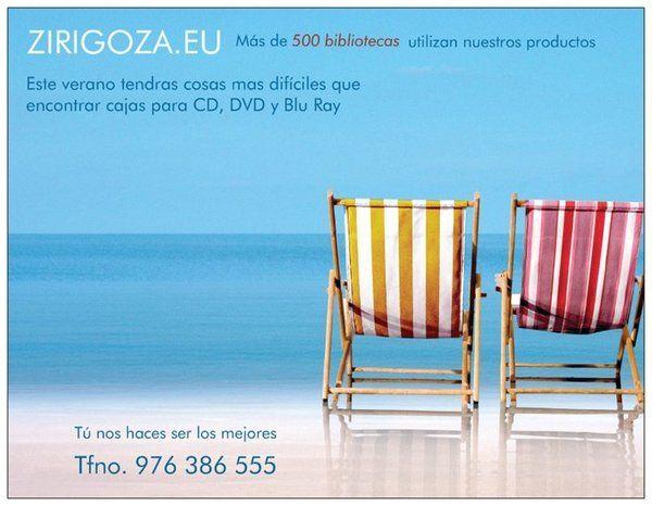 Campaña Bibliotecas verano 2013