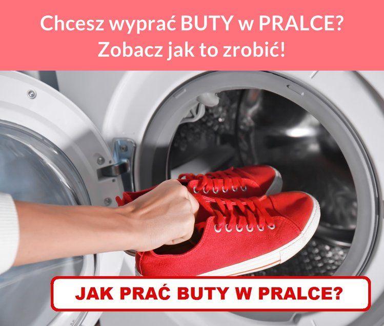Chcesz Wyprac Buty W Pralce Zobacz Jak To Zrobic Cleaning Hacks Superga Sneaker Sperry Sneaker