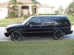 Black Chevrolet Blazer 2000 Chevrolet Blazer Chevrolet Blazer
