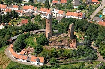 Castle ruin Kirkel, Kirkel, Saarland, Germany | things i ...
