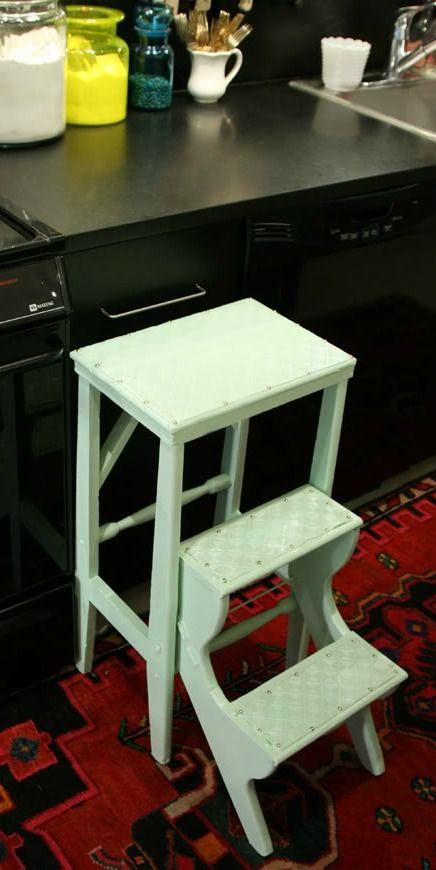 Cool Mint Green Step Stool Mint Furniture Small Apartment Alphanode Cool Chair Designs And Ideas Alphanodeonline