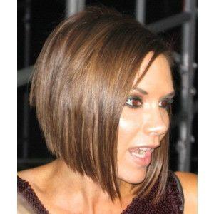 Victoria Beckham Bob Haircut Back View Google Search Coupe De Cheveux Cheveux Cheveux Court Et Moyen
