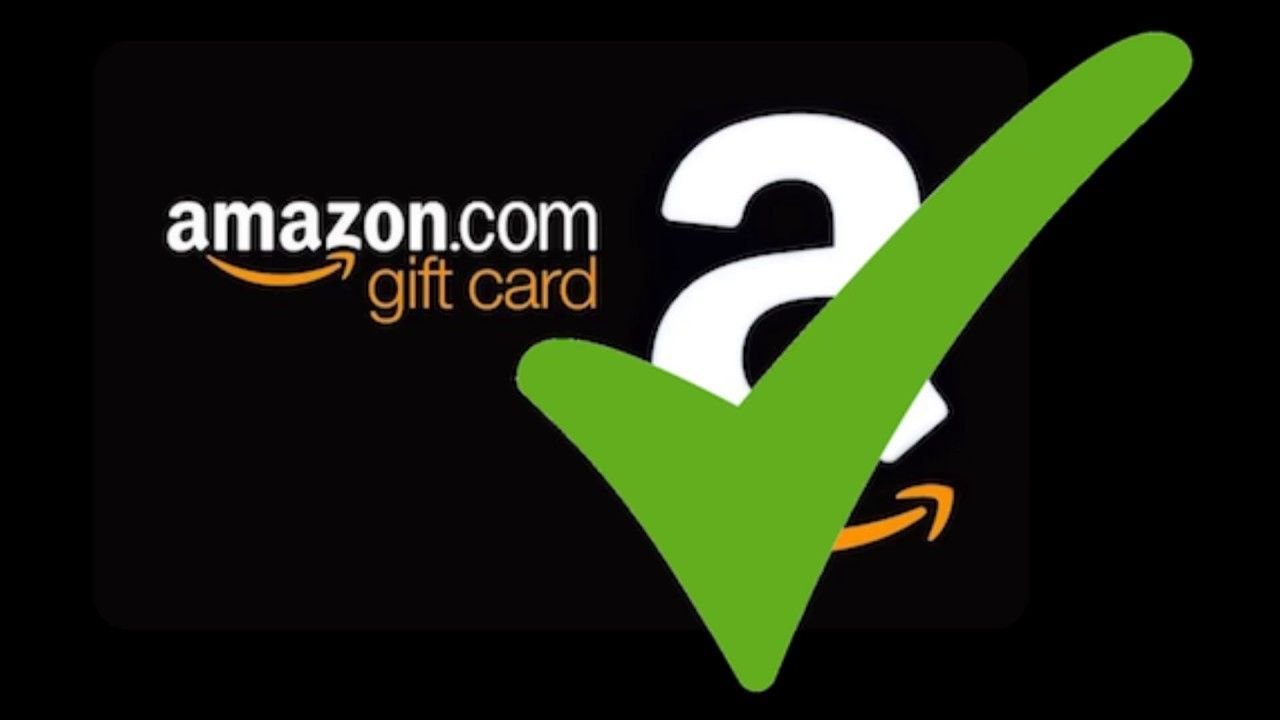 Amazon Gift Card How To Get Free Codes Latest Update