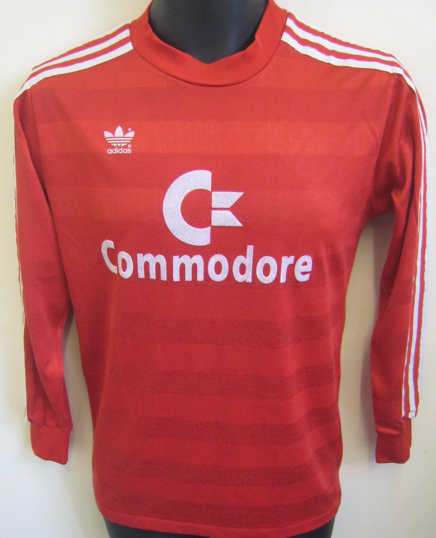 size 40 1083b 51d5a Rare vintage Bayern Munich shirt by Adidas | Football around ...