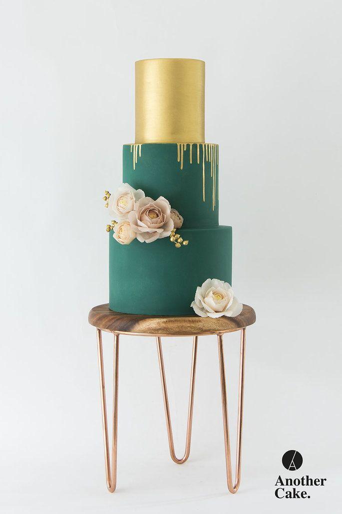 Köstliche Trends für die Hochzeitstorte 2019 - Diese Backwerke sind IN!