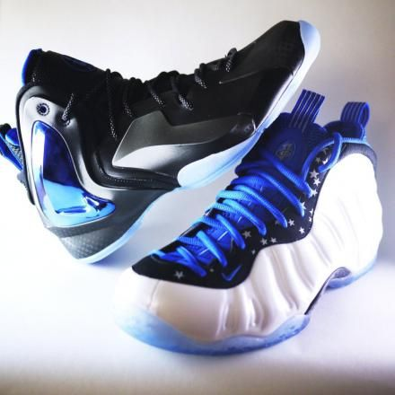 f57aa9e6589 NIKE AIR FOAMPOSITE ONE   LIL PENNY POSITE SHOOTING STARS PACK