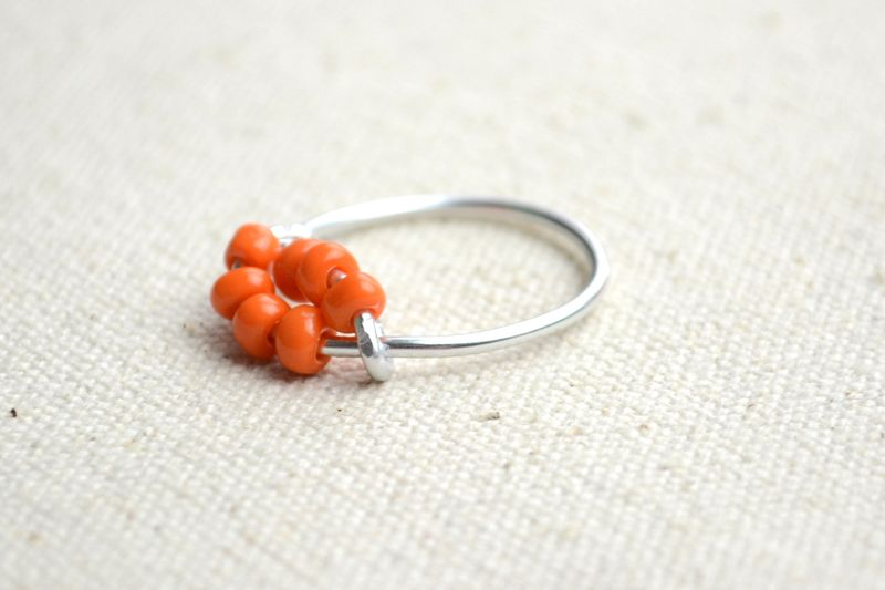 How to Make Handcrafted Rings out of Beads and Wire – Pandahall ...