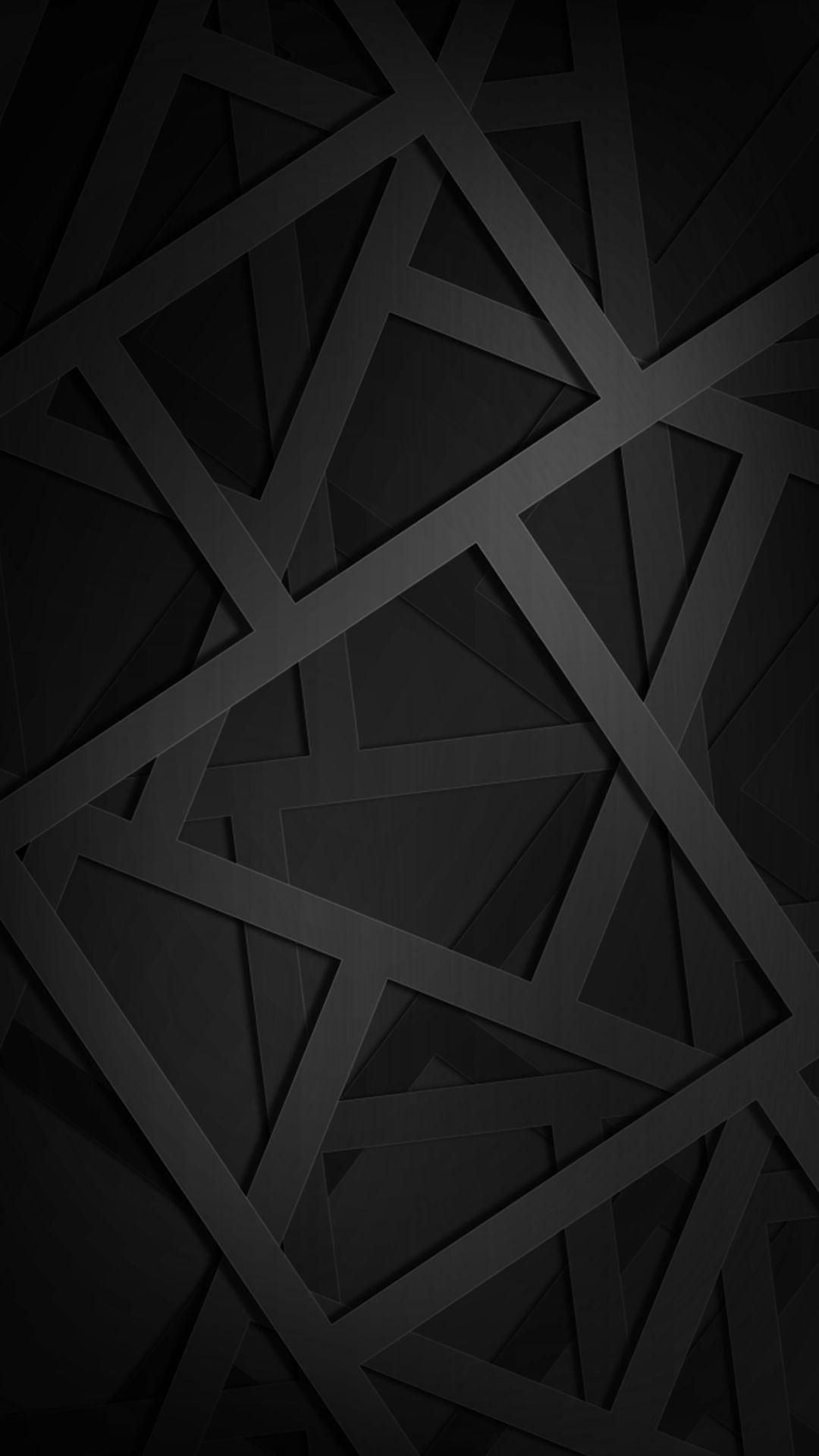 Geometric Grey And Gold Hd Wallpaper Android Black Phone Wallpaper Android Wallpaper Black Geometric Wallpaper Iphone