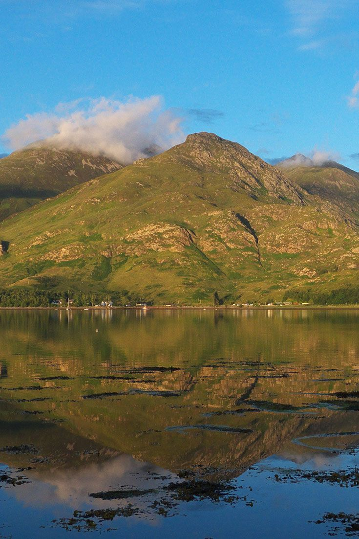 One of the last few areas of wild land in Scotland, Kintail is a rugged, remote estate in the West Highlands. The dramatic landscape encompasses the Five Sisters – a mountain ridge incorporating three Munros. #NTSGreatScots #Munro