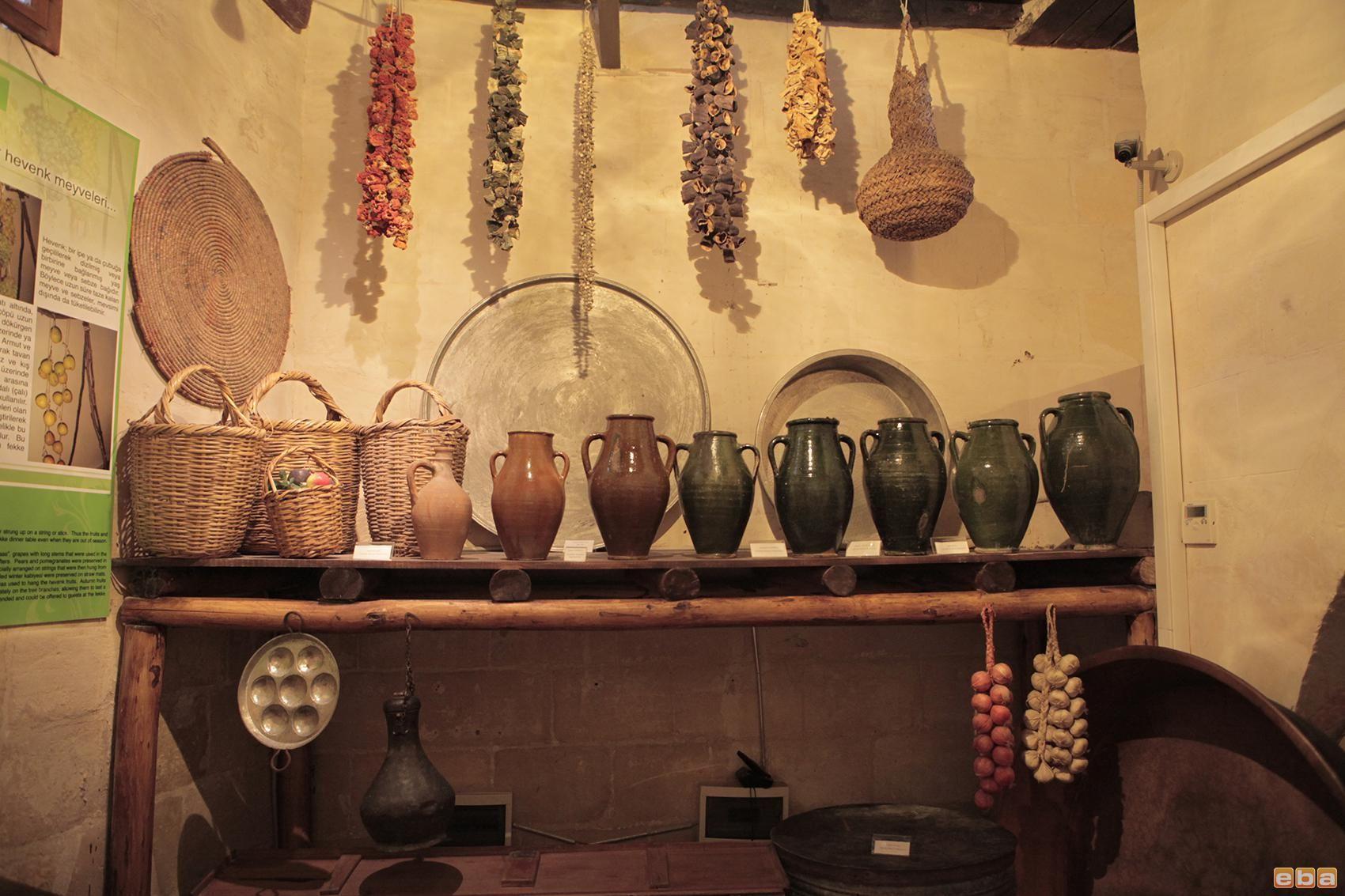 Emine Göğüş Mutfak Müzesi - Gaziantep