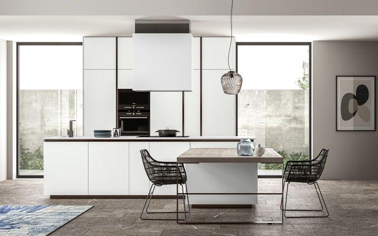 A cucina kitchen progetto nr 1 mobili cucina in - Cappa cucina laterale ...