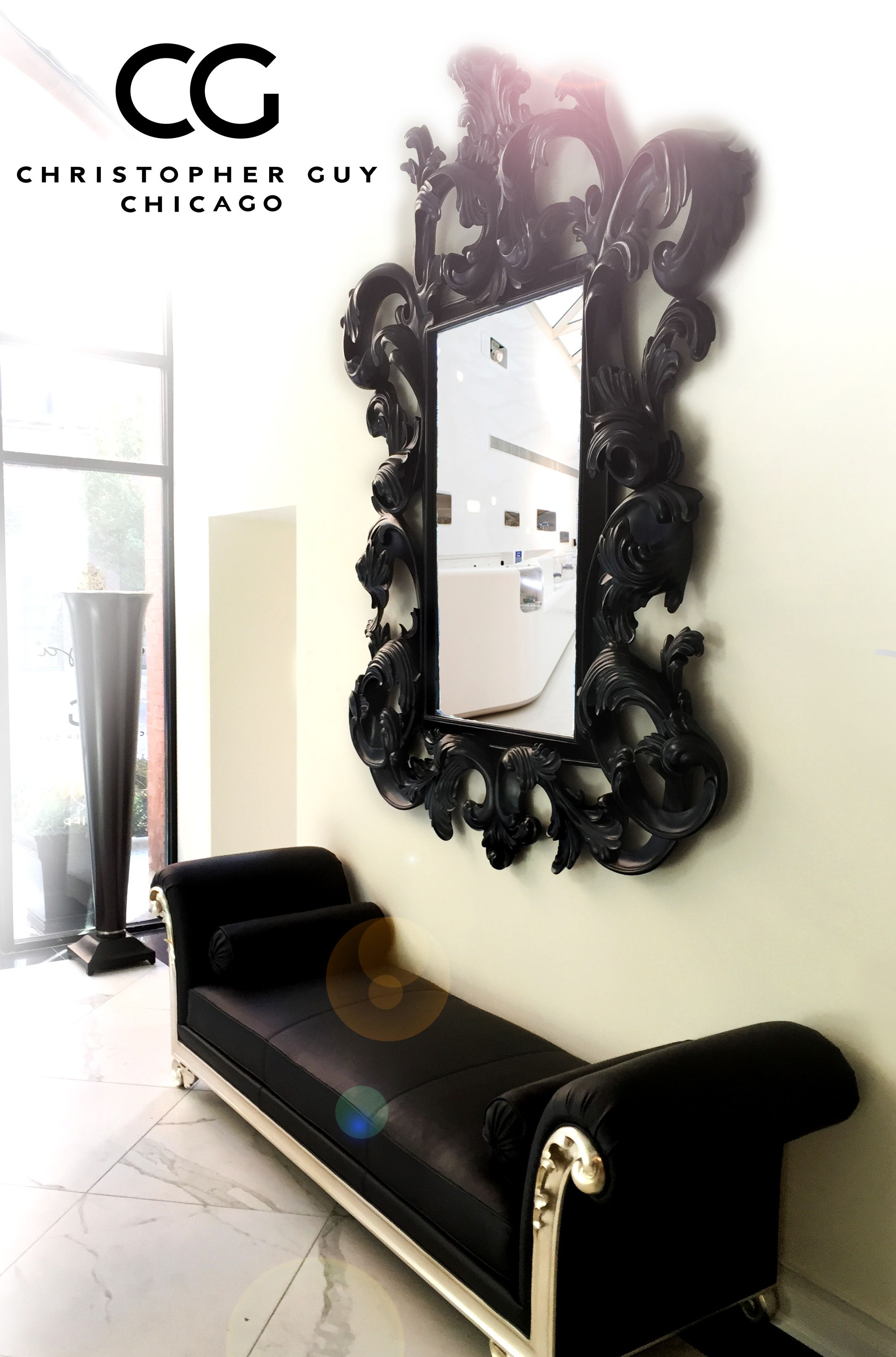 Strange Floor Sample Sale Ends 12 15 This Christopher Guy Mirror Gmtry Best Dining Table And Chair Ideas Images Gmtryco