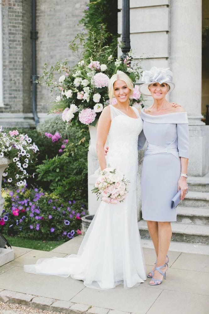 Beautiful Suzanne Neville Real Bride And Mother Of The