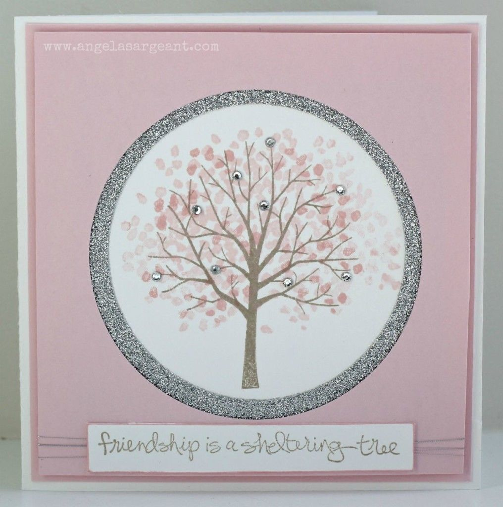 Friendship card stampin up only pinterest friendship cards and