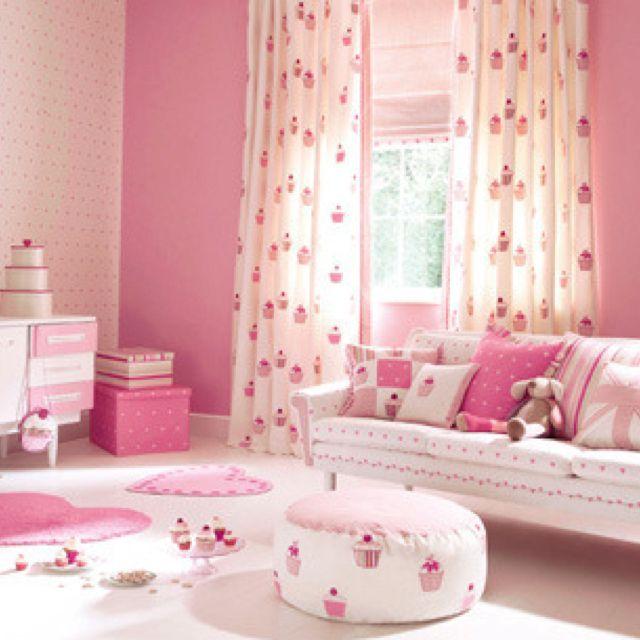 Cupcake Theme Baby Girl Room Babythemes Girlthemes Room Themes