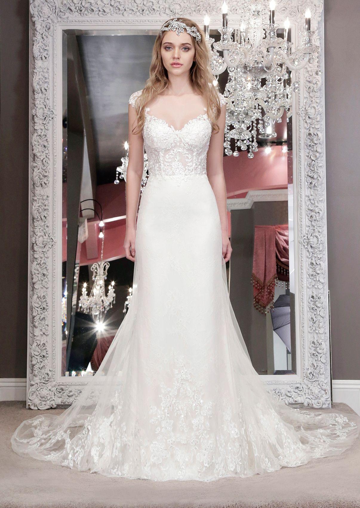 Winnie Couture - Kalypso 8463 - Blush Label | Wedding Gown Search ...