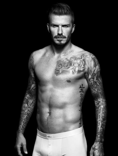 I love his sleeves & ribcage tattoo   Ink Head Nation   Pinterest ...