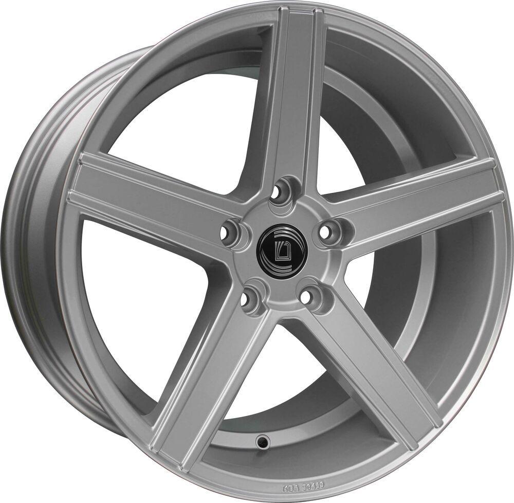 eBay #Sponsored 4 Alufelgen Diewe Cavo 8.5x19 Toyota Avensis StationWagon (T25) #bmw