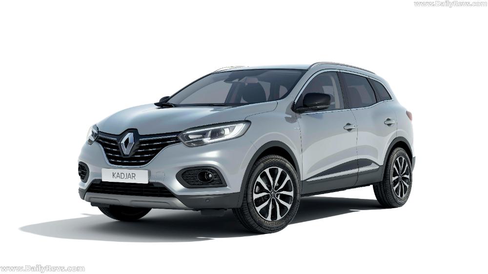 2021 Renault Kadjar Limited Dailyrevs In 2021 Car Suv Car Renault