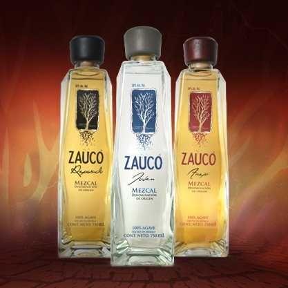 Zauco Mezcal Premium