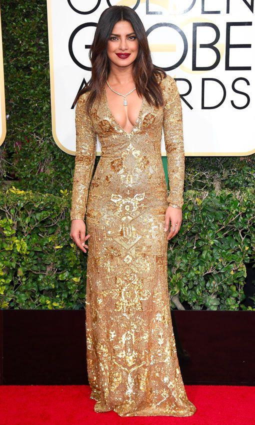 FOTOS: Lo mejor de la alfombra roja de los Golden Globes