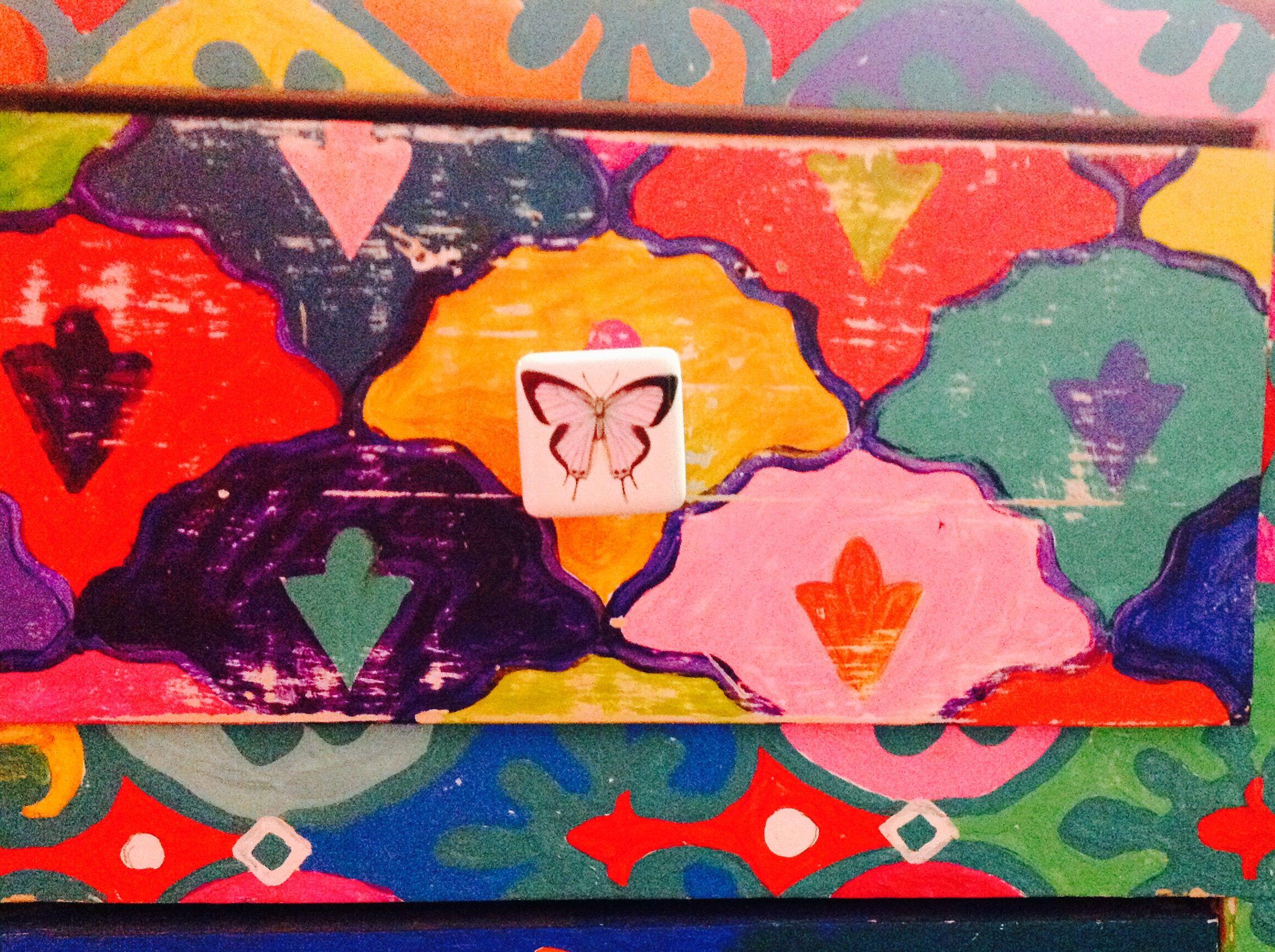 Pin By Vintouch Muebles Reciclados Pintados A Mano On Vintouch  # Muebles Reiclados