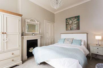 Dormitorio Moderno Rústico